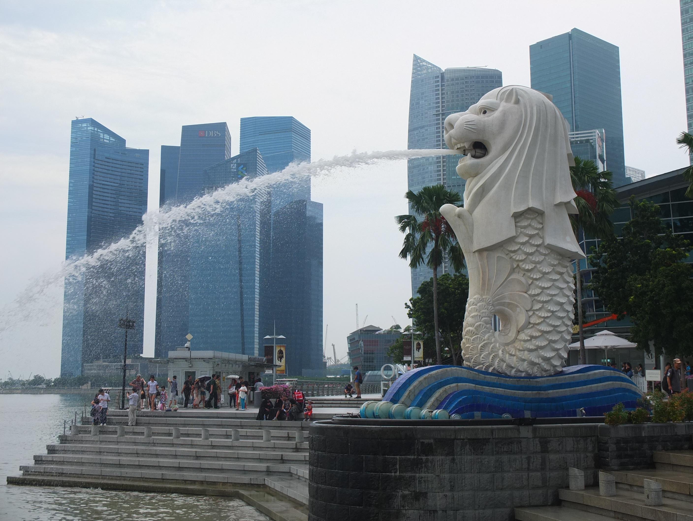 シンガポールをサクサク観光!