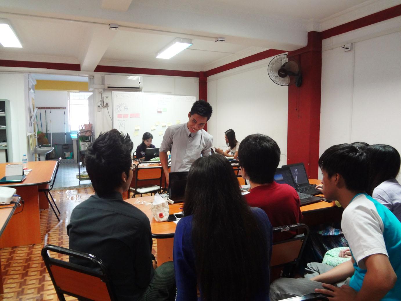 ヤンゴンで1週間ミャンマー人の先生をしてみて