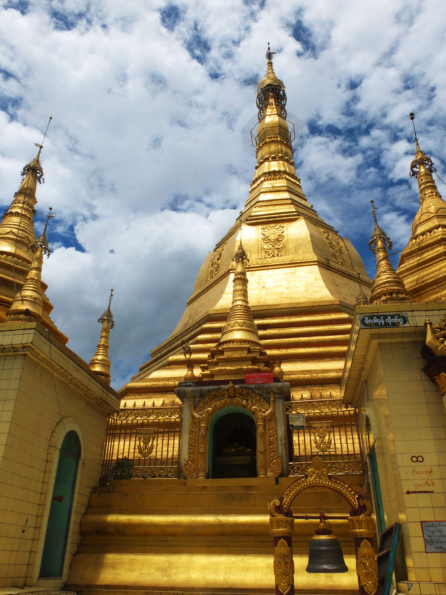 未知の国ミャンマーに上陸!