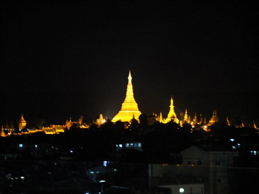 ミャンマーで1週間だけ働きました