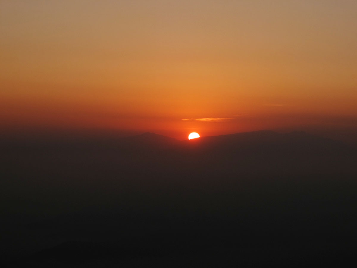 ネパール最後の素敵な思い出