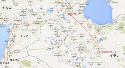 map_esfahan-tabeiz